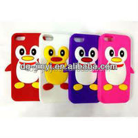 Hot!!! silicone animal shaped phone cases
