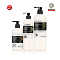 Freecia fast black hair care no phosphate anti grey hair shampoo