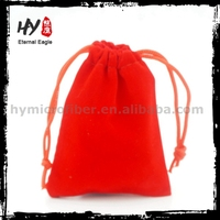 High Quality custom satin jewellery pouches, jewelry bag, cotton canvas bag