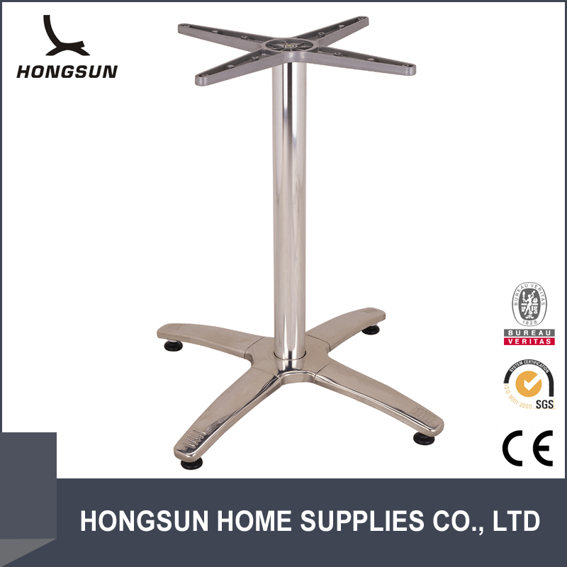 Fashion Design aluminium legs conference table