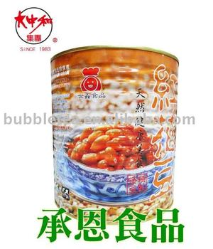 0116 Sweet Speckled Kidney Bean Can for Bubble Tea