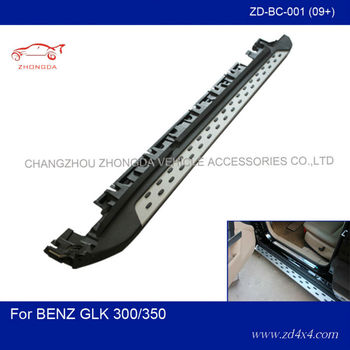 MERCEDEZ-BENZ GLK 300/350 side step