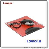 PU Leather wrister square mouse pad LG6031H