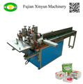 Facial tissue and napkin paper packing machine