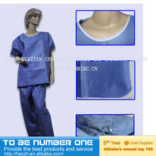 chinese collar scrub suit..scrub suit chinese style..printed medical scrub suits
