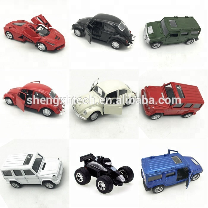 Factory Low Price Pull Back Car Children Car Toys