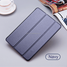 2017 Alibaba Best Sellers For iPad 10.5 inch Laptop Computer Three Fold Leather Case For iPad Pro 10.5