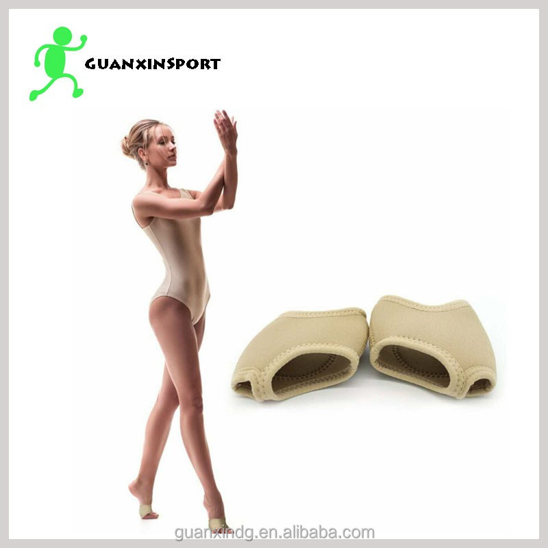 toe pad foot protector ballet dance foot thongs for women