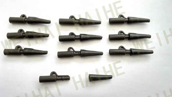 CARP FISHING SAFETY LEAD CLIPS TAIL CONES RUBBERS
