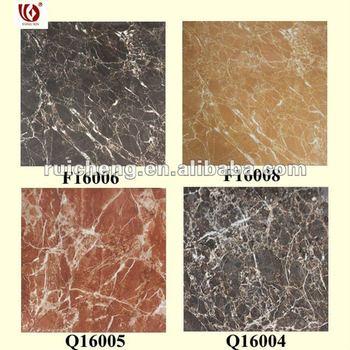 600x600mm lucido piastrelle finto marmo usato come piastrelle di design foto buy product on - Piastrelle finto marmo ...