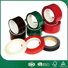 Beautiful color fabric cotton custom logo pvc electrical insulation tape