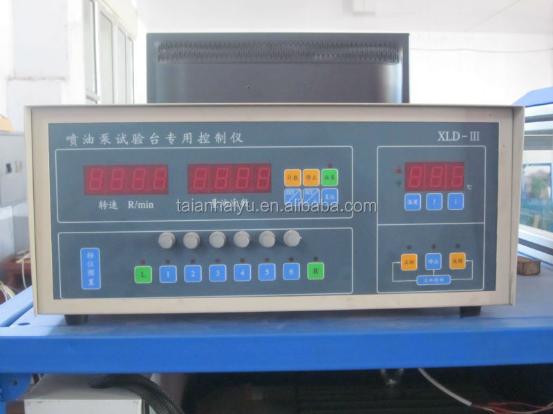 HY-WK diesel pump test bench(12 cylinders, two side operation)