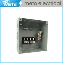 Meto square d outdoor economy residential electrical panel nema 3r load center