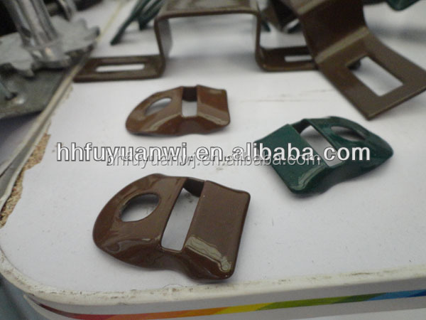 factory OEM fence post clamp