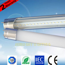 Cheap double channel high quality t8 led lighting tube for tight teeth protect