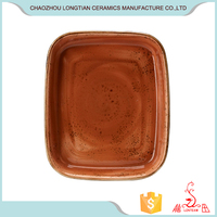 Functional advanced production process personalized christmas ceramic plates