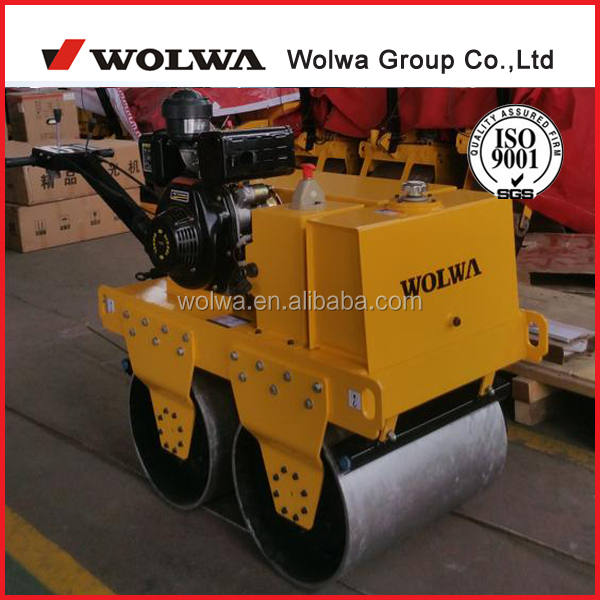 Wolwa factory 840kg double-drum <strong>roller</strong> road <strong>roller</strong> GNYL-800C