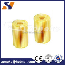 High efficiency Engine replacement 04152-YZZA4 For LEXUS LX570 Oil filters cars
