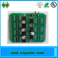 Electronic turnkey OEM PCBA, PCB design layout, gerber and bom quote
