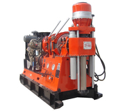 Well used borehole drilling machine XY-44A