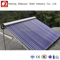 2015 Green, Heat pipe pressurized solar water heater, solar water collector
