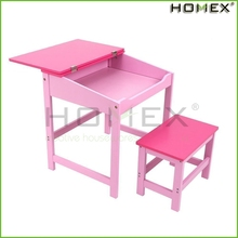 Luxurious study writing table /children writing desk/HOMEX