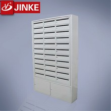 Apartment Metal Lockable Mailbox Newspaper Delivery Box