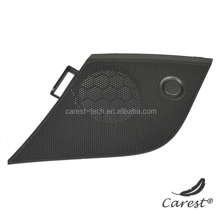 Electronic spare parts speaker mesh plastic injection part