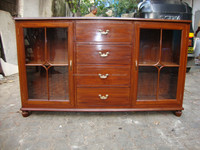 Dining Room Wooden Cabinet
