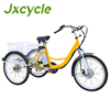 CE cargo 3 wheel motorized bike for manned child tricycle