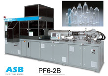 PF6 - 2B Automatic Injection Stretching Blow Molding Machine