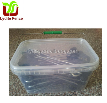 Transparent box For Ring Insulators Ring Insulator Tool Package