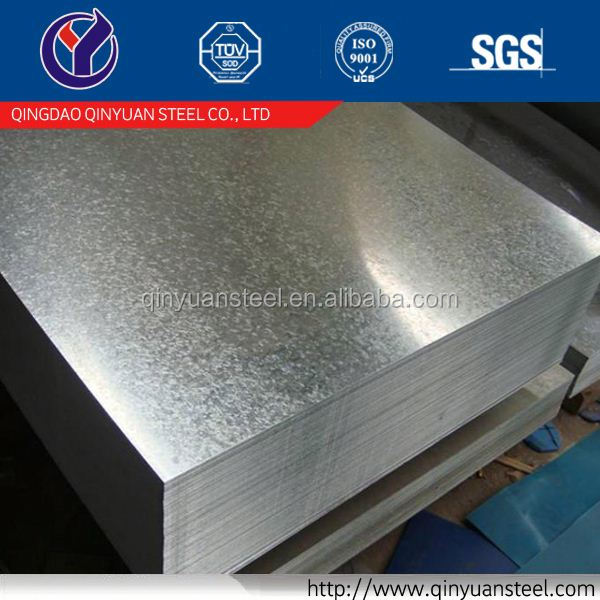 14 gauge galvanized steel sheet, zinc plated steel sheet