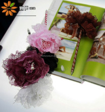 Promotional use rose shape gift ball pen