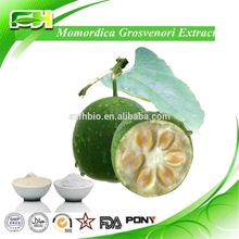 Natural Sweeteners Siraitia Grosvenorii , Lo Han Guo Extract , Buddha Fruit Extract