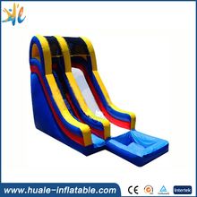 Inflatable giant water slide for adult, inflatable slip slide for water park with factory price