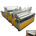 Full automatic small toilet roll paper machine price