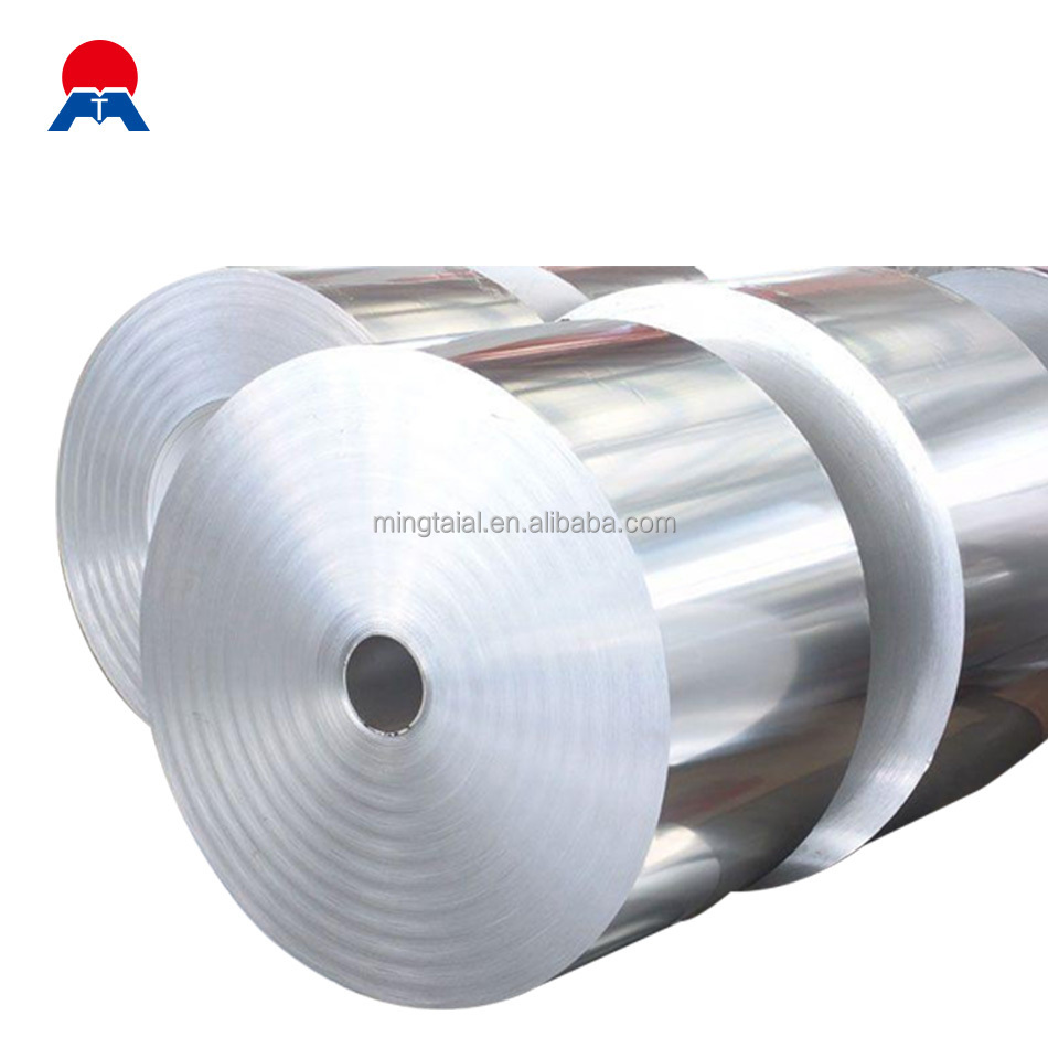 wholesale factory price henan mingtai 0.2mm thickness industrial aluminum foil