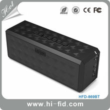 Shenzhen high-Def sound quality with 10 hours playtime for outdoor/indoor entertainment mini speaker