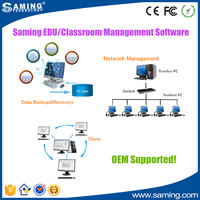 Saming EDU/Computer Room Solutions / Classroom Teaching and Learning Software / Network Clone / Data Recovery
