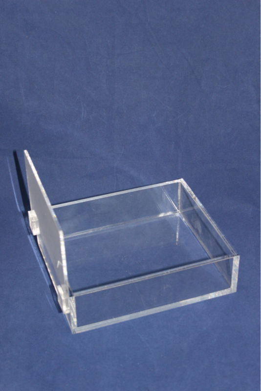 Clear Acrylic transparent display case for bracelets