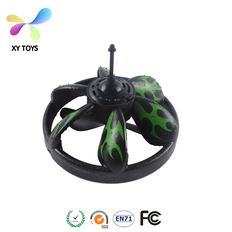 XY-104 Children Toys Magic New Mystery UFO Floating Flying Saucer Toy Magic Trick suspended UFO