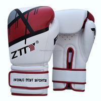 Custom Muay Thai Kick Boxing Fitness Punch Bag Training Gloves