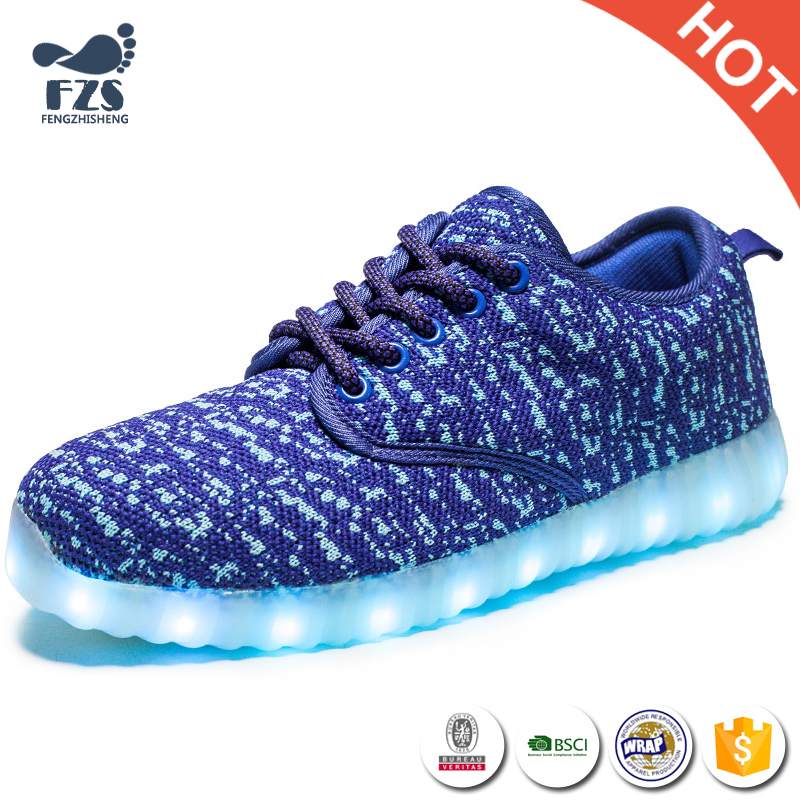 HFR-ZS-6 2016 manufacturer led ladies shoes guangzhou