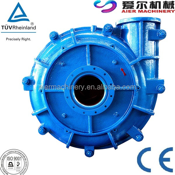 Ash slurry pumps