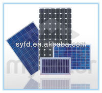 130W Triangle Solar Panel for Horses Electric Fence