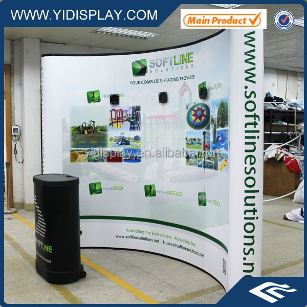 Portable Cardboard Stand Up Display