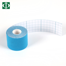 Top Selling Self-Adhesive Elastic Kinesiology 5X5 Injury Proof Atheletic Tape