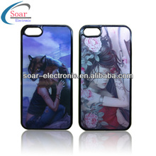 Hot Sell 3D Cell Phone Case for Samsung and iPhone