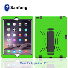 High quality ABS Kickstand robot case for iPad Pro 12.9 inch